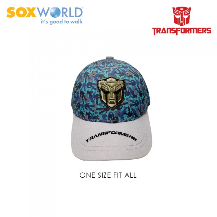 Original Transformer Caps Kids Cap Unisex 17-4701