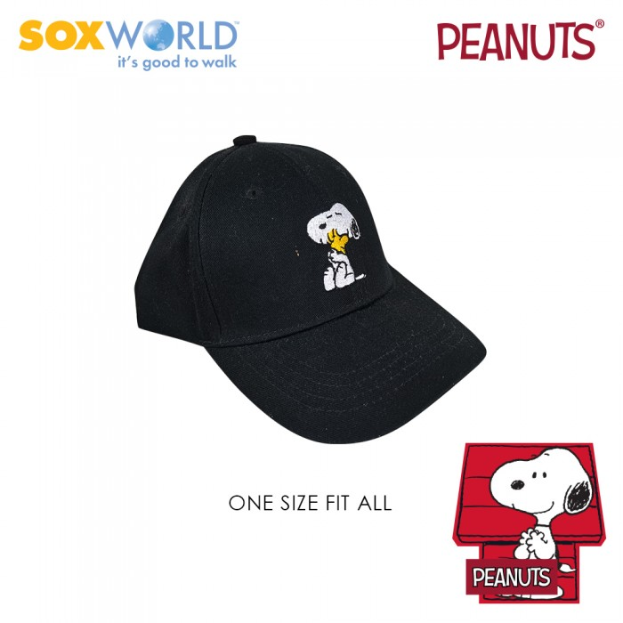 Authentic Original Peanuts Snoopy Caps Kids Unisex 64-4901