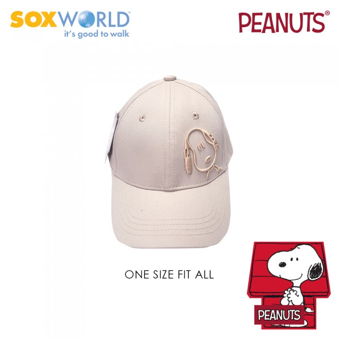 Authentic Original Peanuts Snoopy Caps Kids Cap Unisex 64-4904