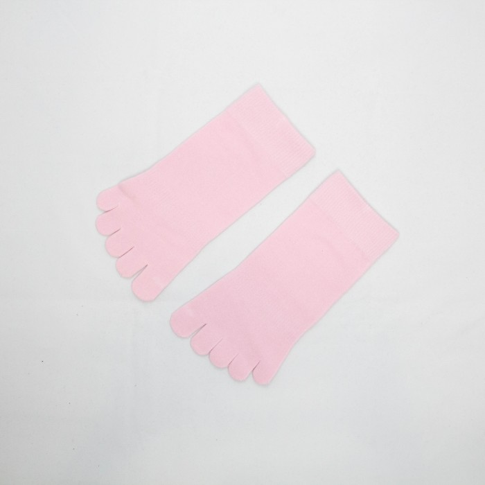 Sox World Toes Socks (Baby Pink)