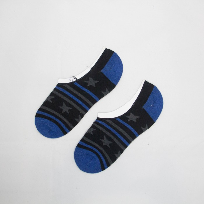 Polo Star Team Men Low Cut Socks (Black)
