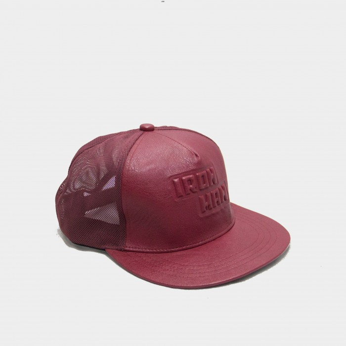 Marvel Iron Man Men's Cap - Red