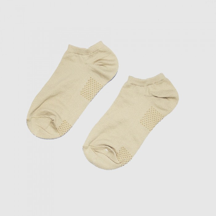 Sox World Basic Women Low Cut Socks (Brown)