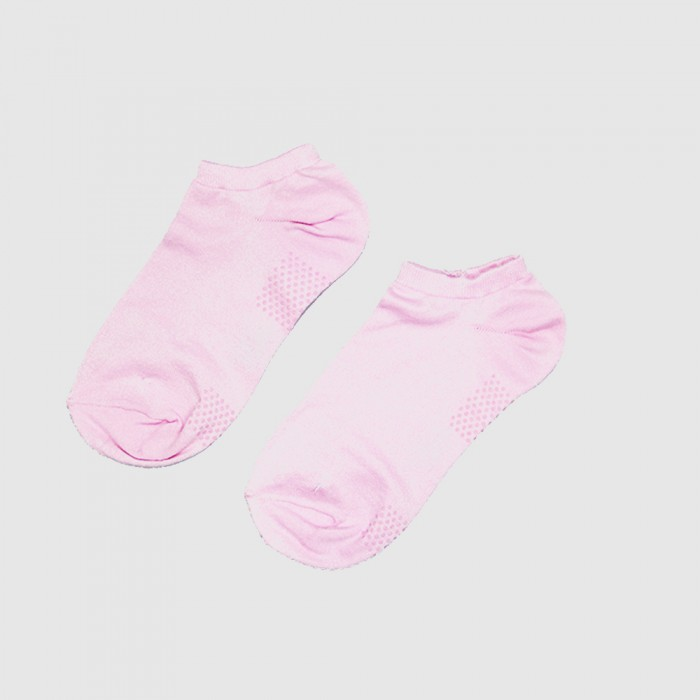 Sox World Basic Women Low Cut Socks (Light Pink)
