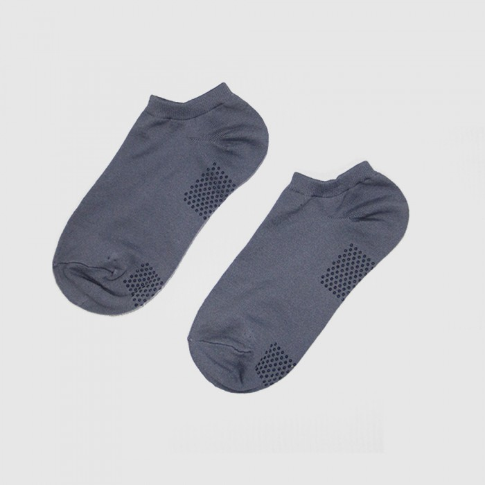 Sox World Basic Women Low Cut Socks (Grey)
