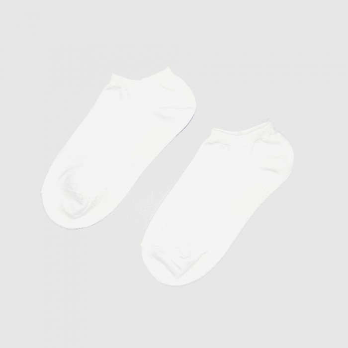 Sox World Basic Women Low Cut Socks (White)