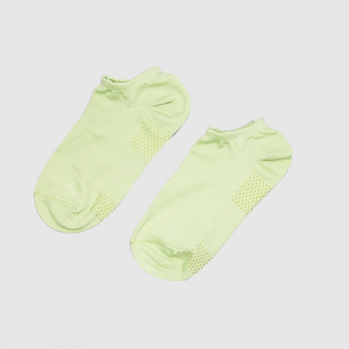 Sox World Basic Women Low Cut Socks (Green)