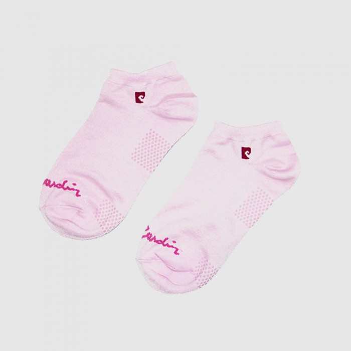 Pierre Cardin Women Low Cut Socks (pale pink)