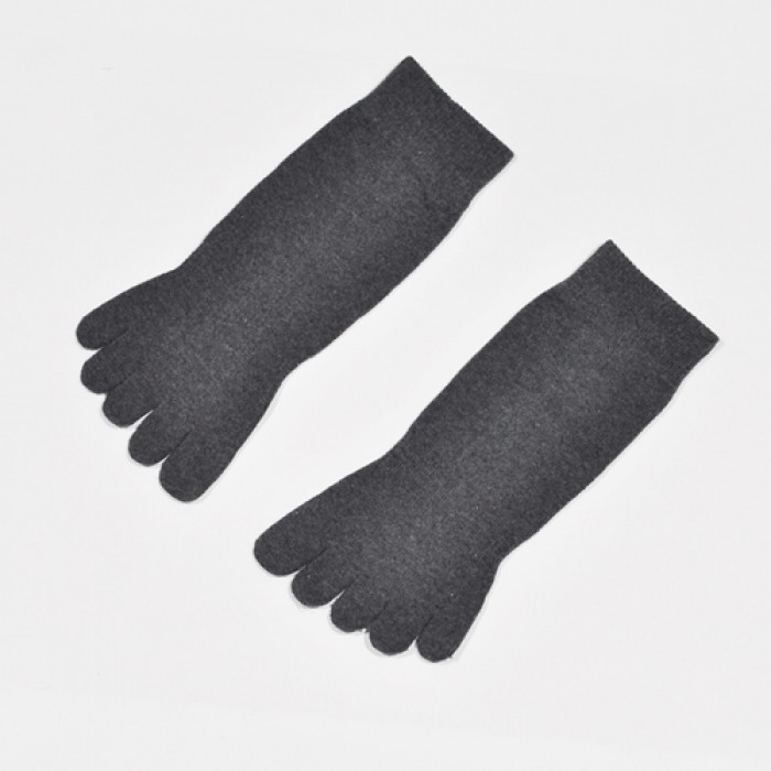 Soxworld Basic Women Toes Socks (Grey)