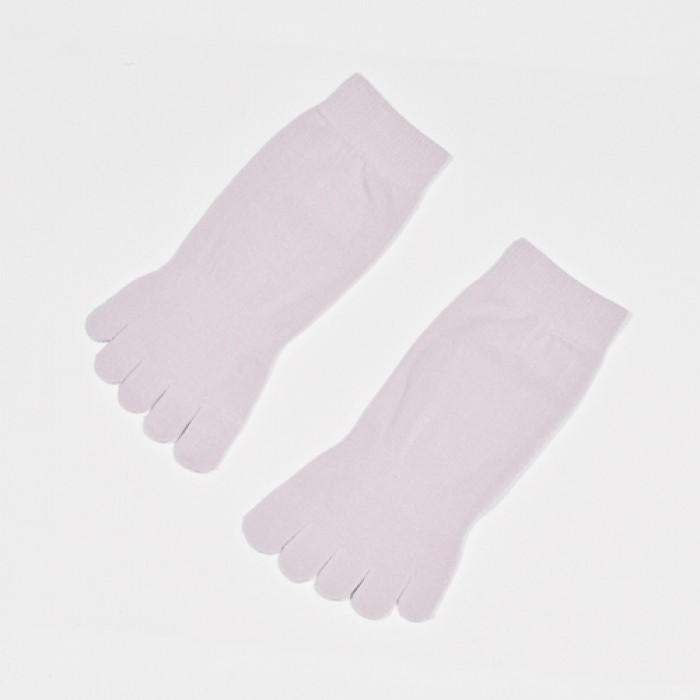 Soxworld Basic Women Toes Socks (Purple)