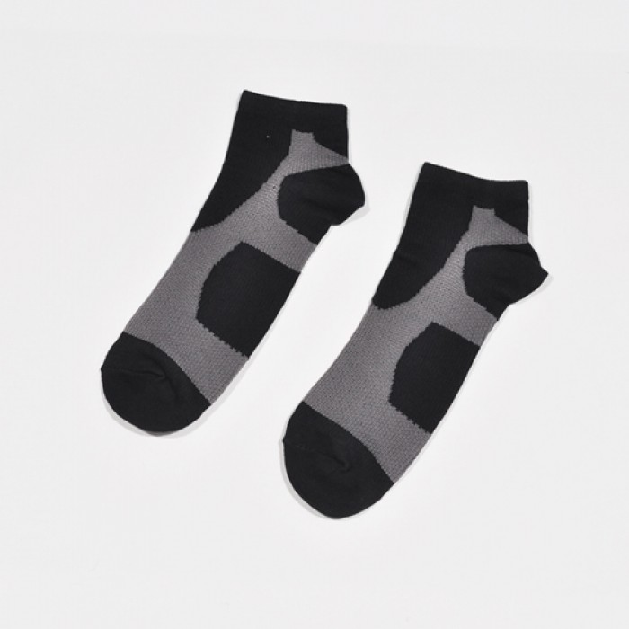 Sox World Adms Walking Men Sport Socks (Black)