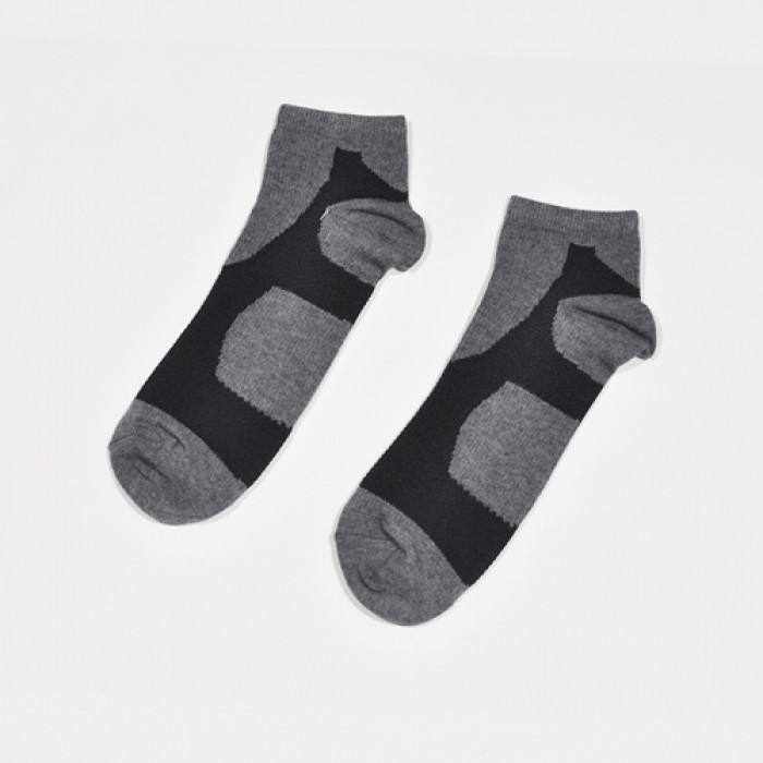 Sox World Adms Walking Men Sport Socks (Grey)