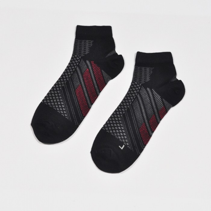 Sox World Adms Hiking Men Sport Socks (Black)