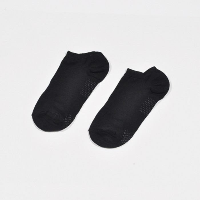Sox World Basic Women Card In Low Cut Socks (Black)