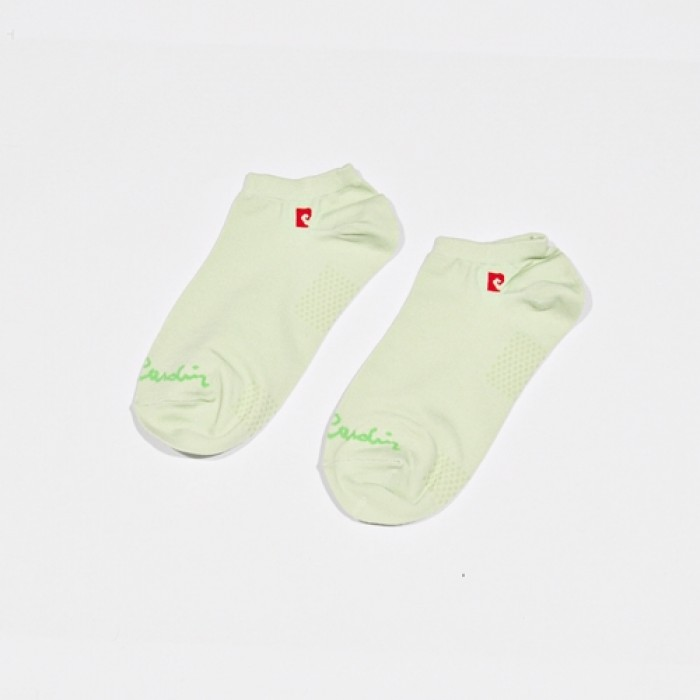 Pierre Cardin Basic Women Low Cut Socks (Apple Green)