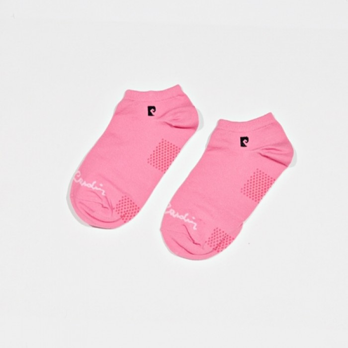 Pierre Cardin Basic Women Low Cut Socks (Cherry Pink)