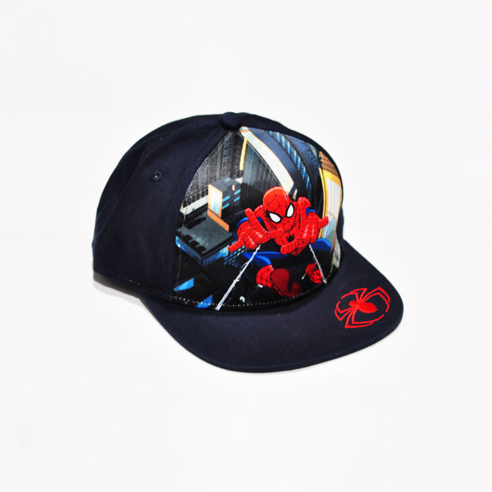 Marvel Spiderman Model Kids Cap - Dark Blue