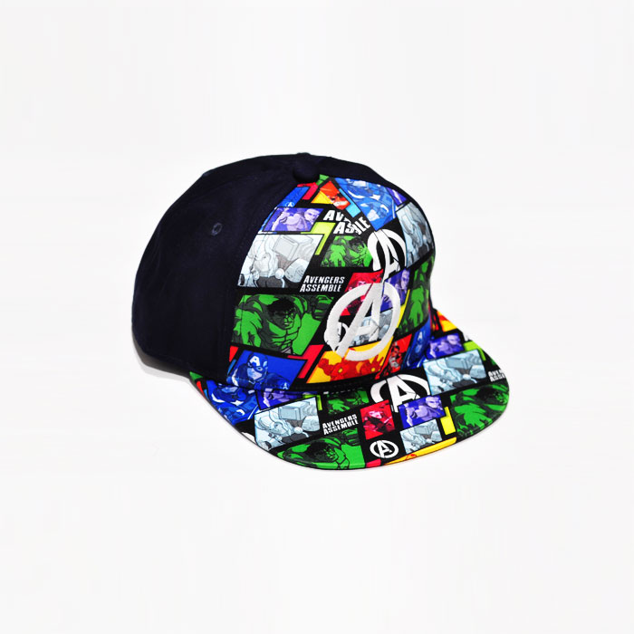 Marvel Avenger Assemble Kids Cap - Dark Blue